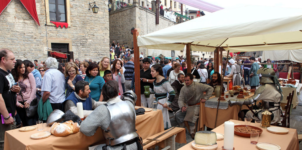 Mercado Medieval de Vitoria-Gasteiz