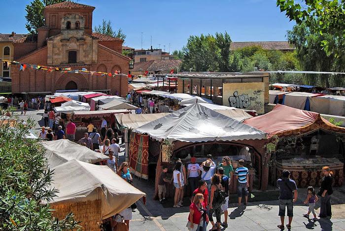 Mercado Histórico de La Vaguada de la Palma